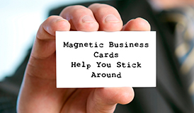carti de vizita magnetice avantaje