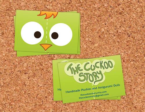 carti de vizita verde 01