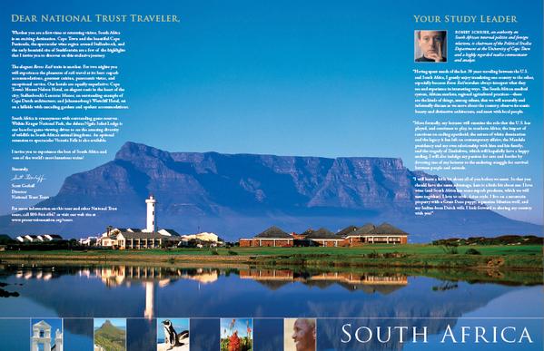 brosuri africa de sud