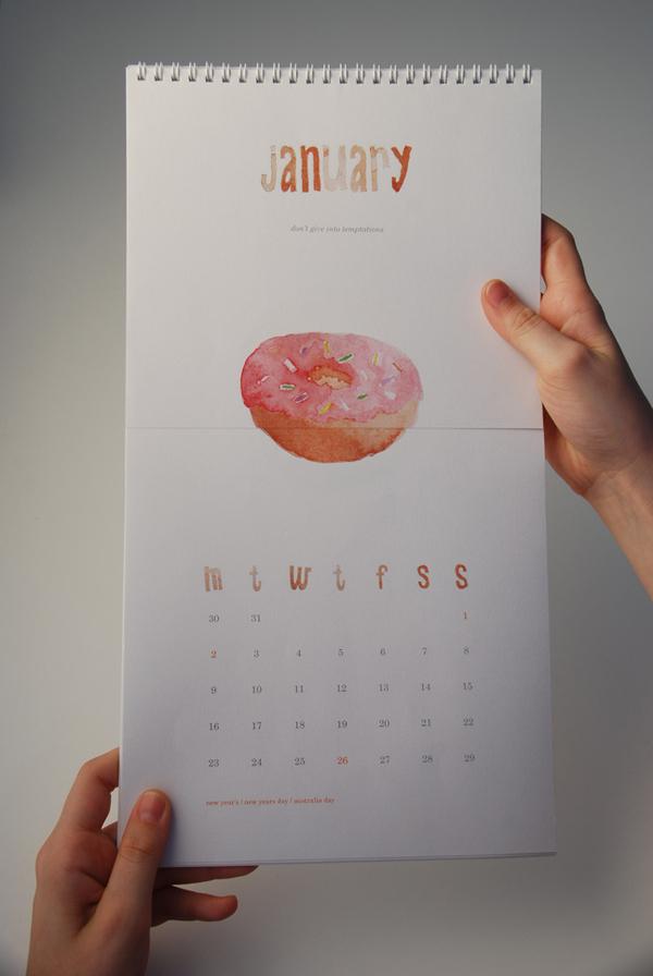 calendar flip 1