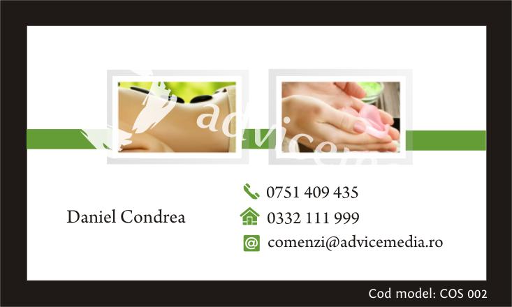 carti de vizita cosmetica 002