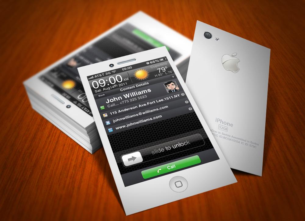 carti de vizita Iphone 02