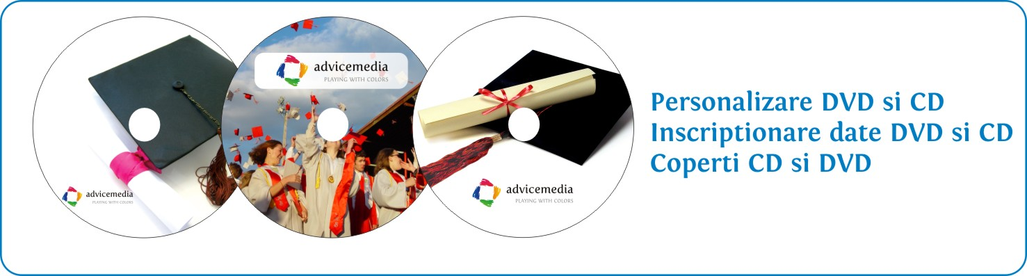 cd si dvd absolvire