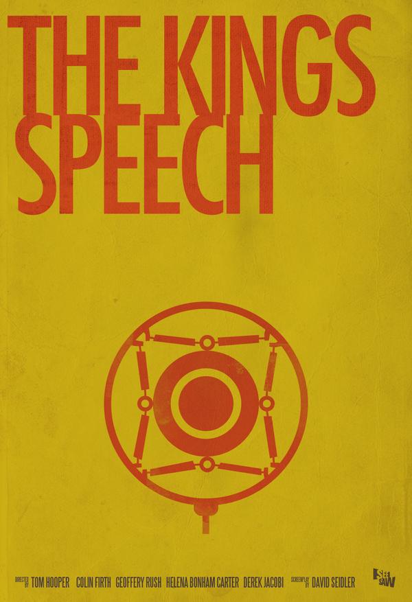 kings speech afis